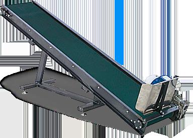 Conveyor discharge